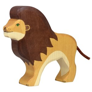 Holztiger-houten-leeuw-groot