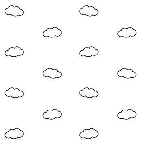 Kinderkamer-behang-iris-van-tricht-in-de-wolken-patroon