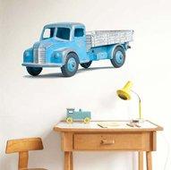Muursticker Pickup truck