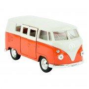 Welly-Volkswagen-bus-oranje
