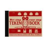 Stap-voor-stap-tekenboek