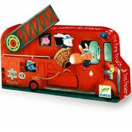 Djeco-legpuzzel-brandweerwagen