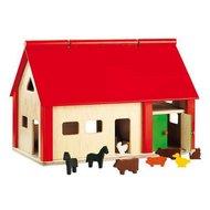 Houten-boerderij-Nemmer-rood-dak